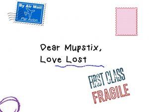 Mupstix FB